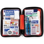 Outdoor First Aid Kit, 107 Piece