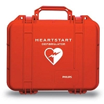 Philips HeartStart FRx  Hard / Waterproof Case