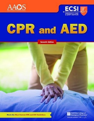 CPR & AED Student Manual