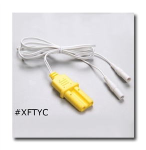 Adult AED Trainer Cable - Yellow