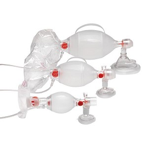 Ambu SPUR II INFANT Disposable Resuscitator (CPR Bag Valve Mask)