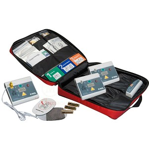 4-Pack WNL AED Practi-Trainer Essentials CPR AED TRAINER