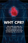 Why CPR Informational Card