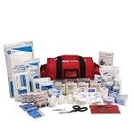 First Responder Kit (Jump Bag), Large 158-Piece Bag