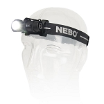 NEBO Rebel Headlamp / Clip Light 600 Lumens!