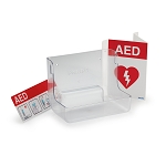 Philips Heartstart AED Wall Mount and Signage Bundle