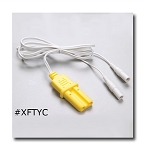 Yellow Cable for Adult AED Trainer