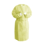 Level 1 Yellow Isolation Gown - Universal