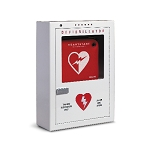 Philips Heartstart Premium Defibrillator Cabinet, Wall Surface