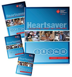 Heartsaver® Pediatric First Aid CPR AED Student Workbook
