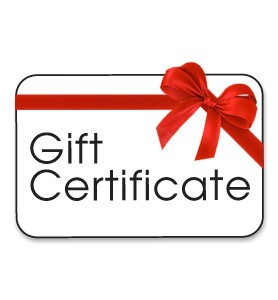 Code 1 Supply Gift Certificate