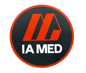 IA MED Decal